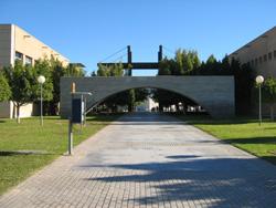 Foto de l'edifici II de l'EPS. Punxa ací per a ampliar-la