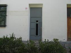 Foto del Pabellón Universitario 13. Pincha aquí para ampliarla